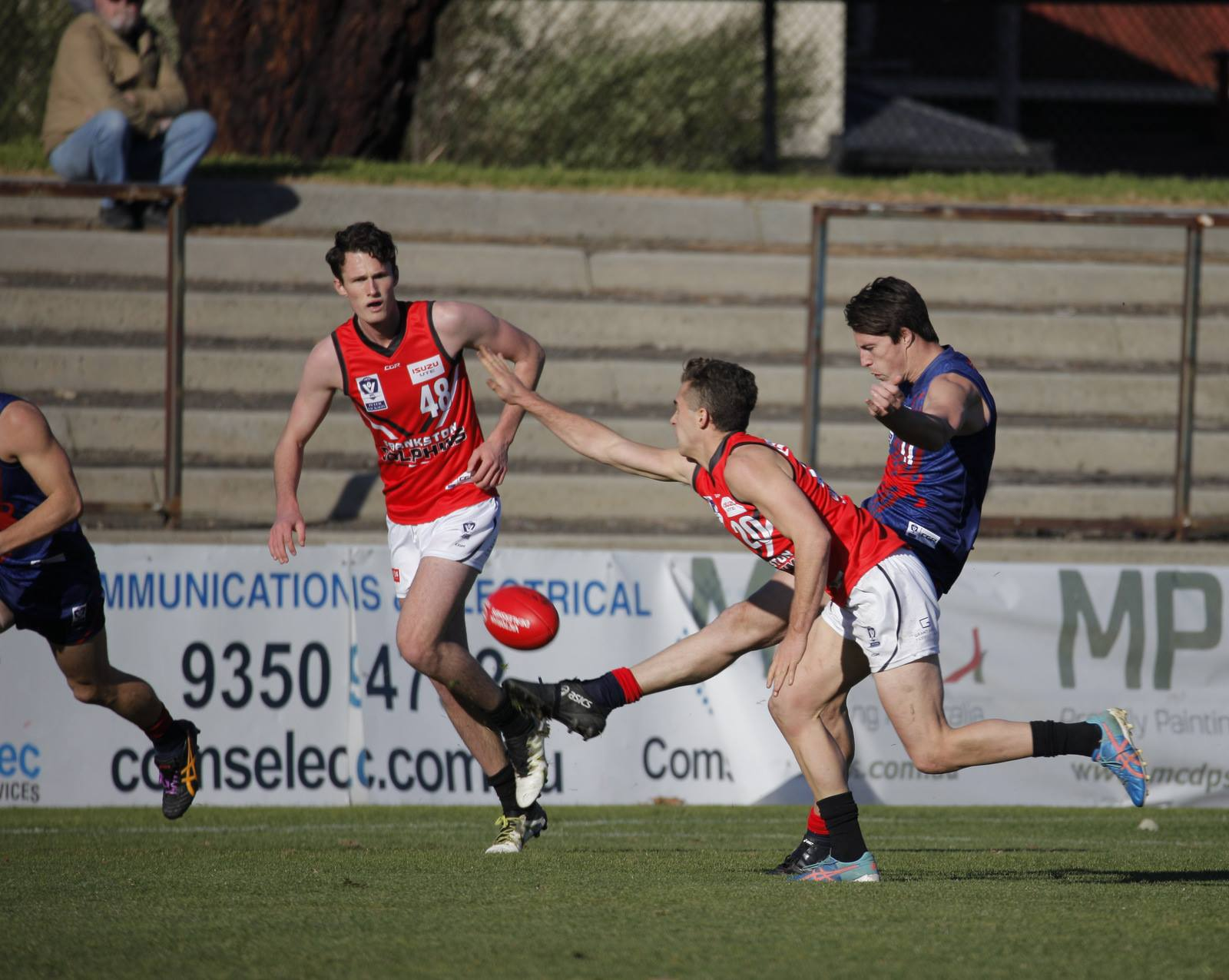 f3af322c4aa The Coburg Football Club is pleased with its 2019 Hard Yakka Totally  Workwear VFL fixture which includes a televised Easter Sunday clash against  Frankston